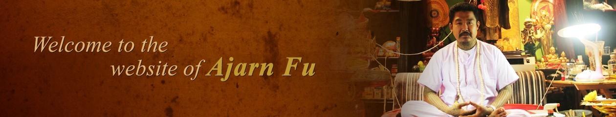 Ajarn Fu Sak Yant Master Thai Tattoo